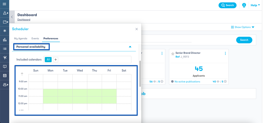 scheduler-personal-availability