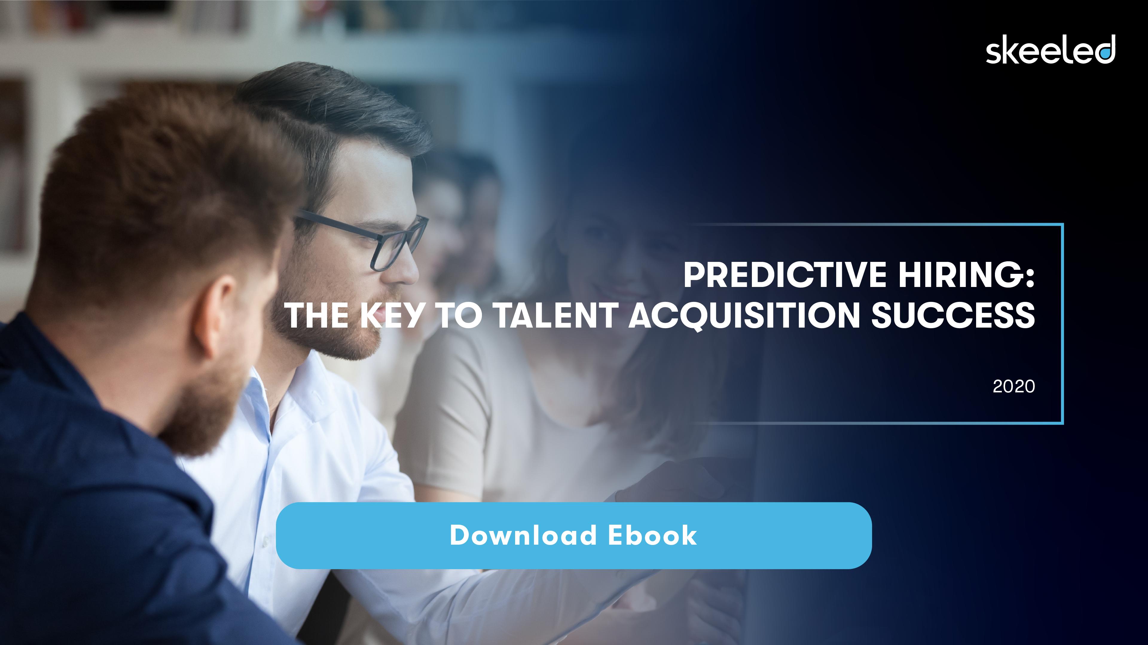 Predictve hiring ebook - download